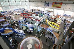第13届中国高速公路信息化技术产品展示会-特装展区俯瞰